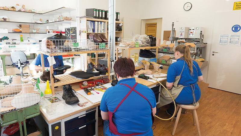 Teraske Sanitätshaus Orthopädieschuhtechnik Hameln