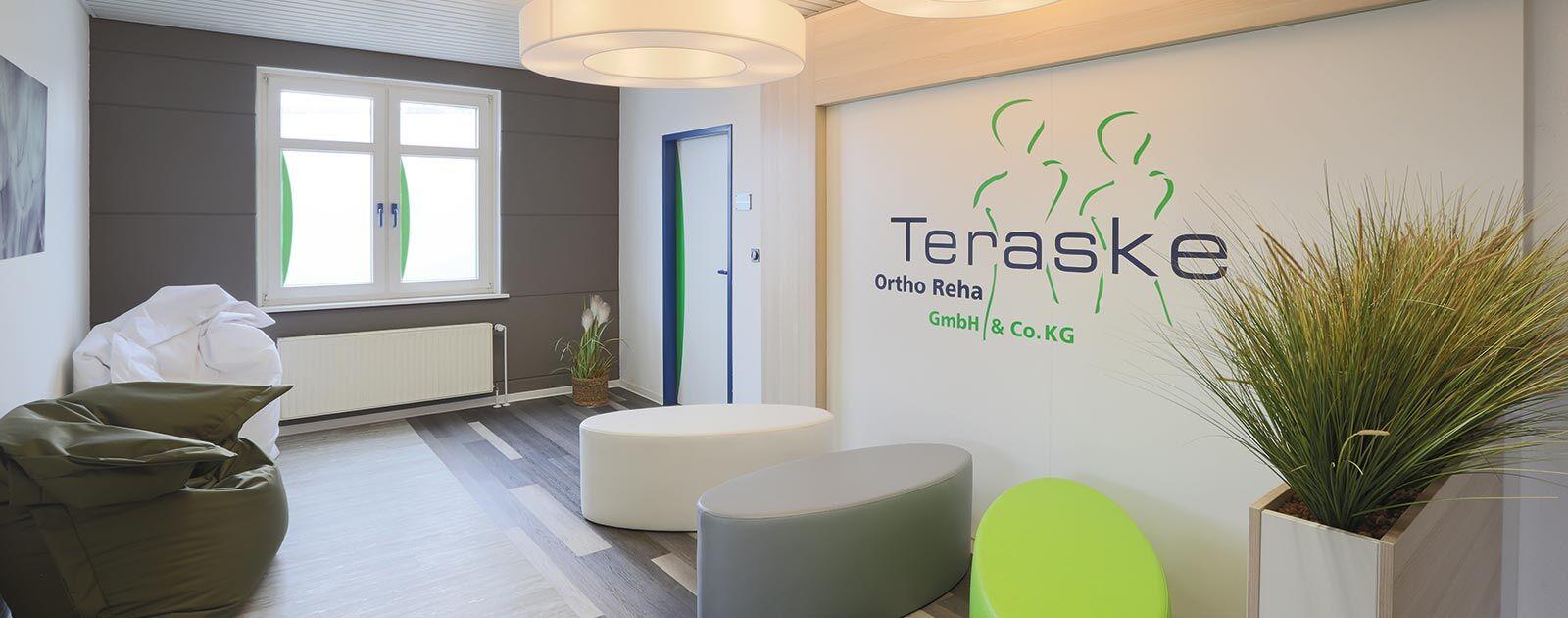 Teraske Verwaltungssitz und Reha-Ausstellung in Hannover Misburg