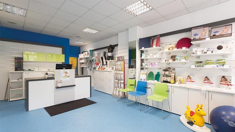 Teraske Sanitätshaus Filiale in Hannover Vahrenwald