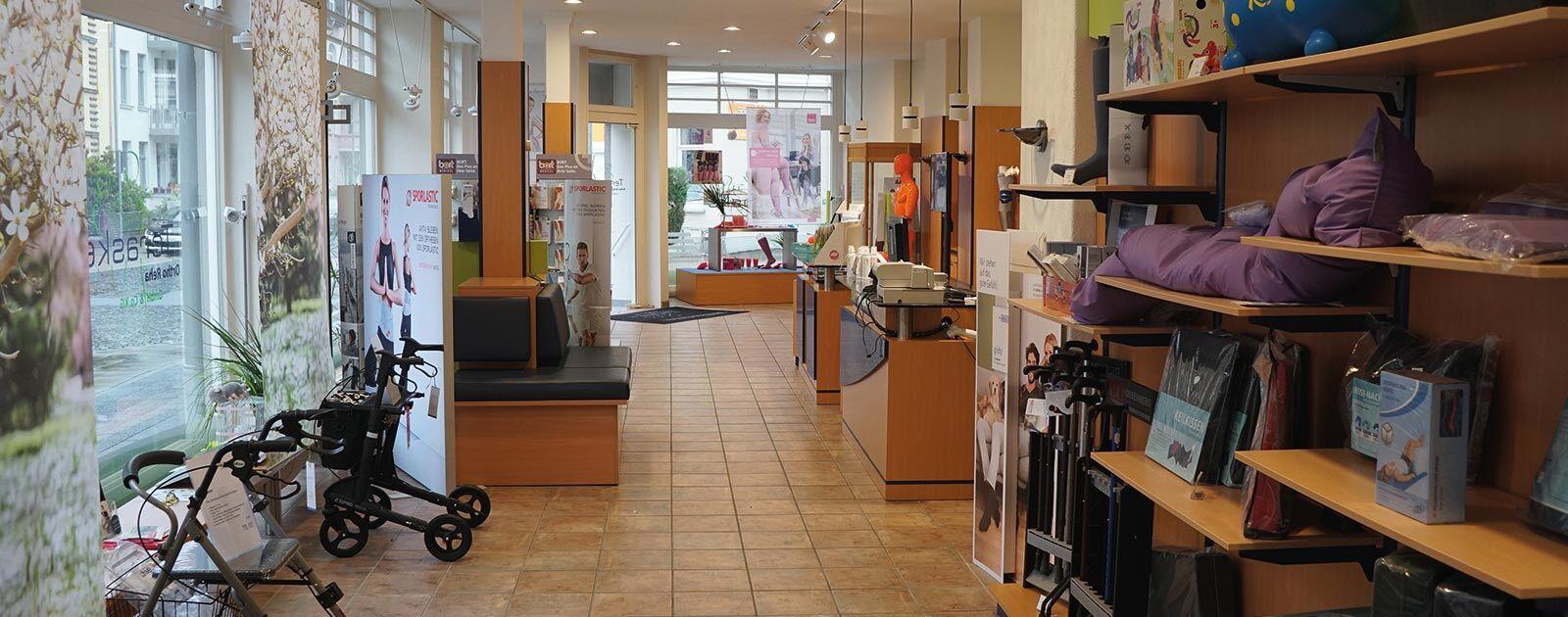 Teraske Sanitätshaus Filiale in Hannover Döhren