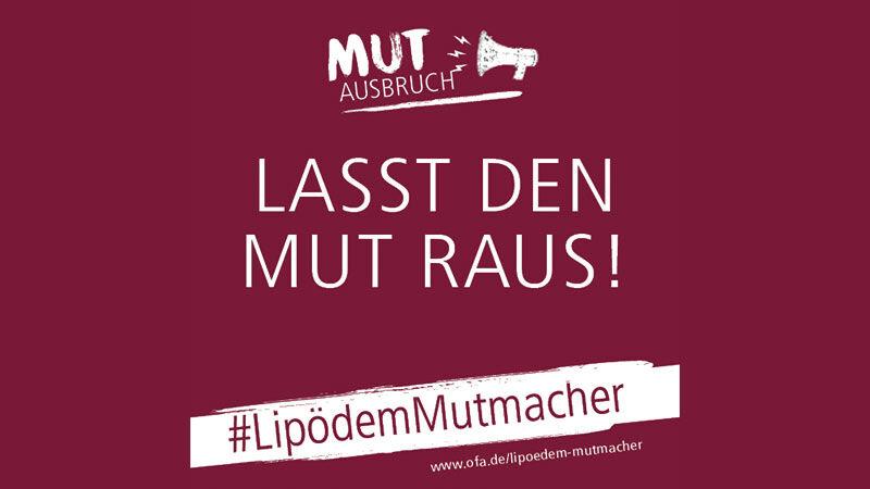 Aktion OFA Bamberg Lipödem Mutmacher