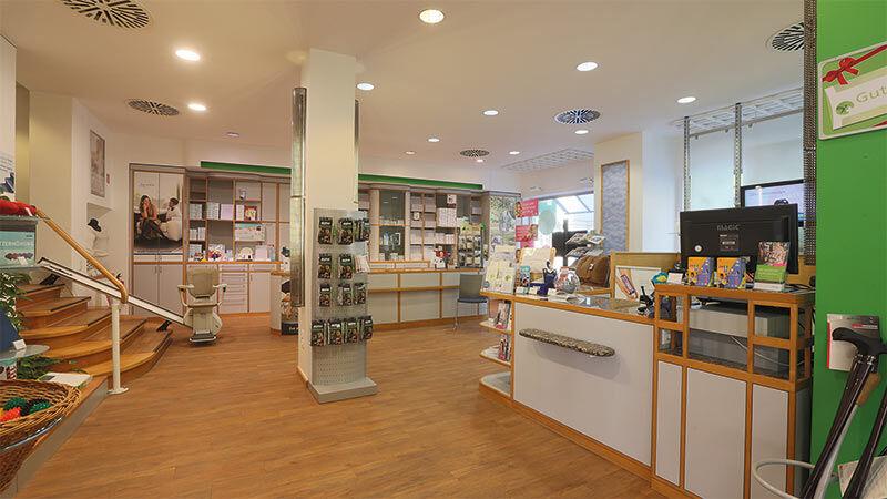 Teraske Sanitätshaus und Orthopädietechnik Räumlichkeiten in der Innenstadt von Hannover