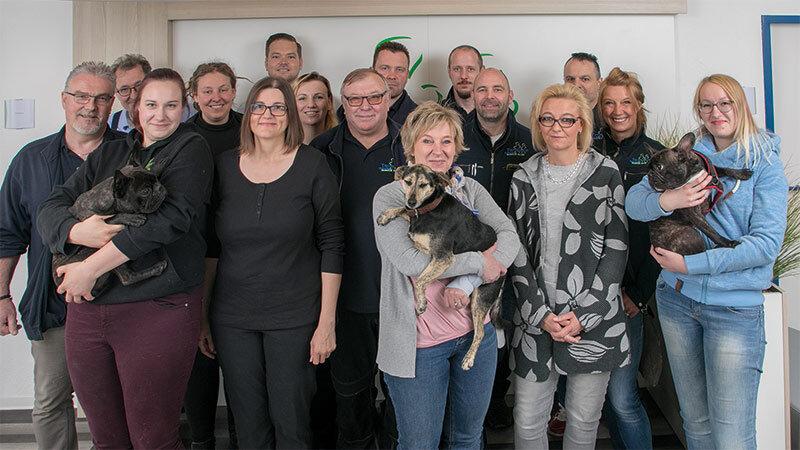 Teraske Verwaltungssitz Team in Hannover Anderten