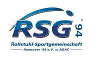 Logo RSG 94 Rollstuhl Sportgemeinschaft Hannover