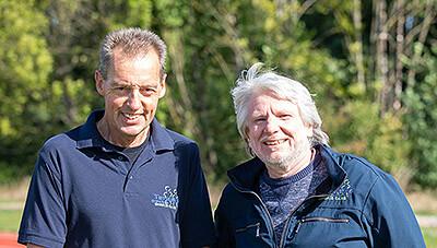 Gerald Gerken und Ulf Aue