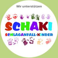 Teraske Sanitätshaus Icon Logo Schaki Schlaganfall Kinder