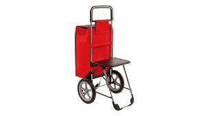 Teraske Einkaufstrolley Einkaufshilfe Trolley